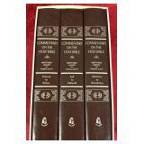 Matthew Henry Bible Commentary Set