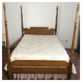 Full Size 4 Poster Bed