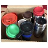 Lot of Drink Dispensers