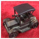 Miniature Metal Figural Car Pencil Sharpener