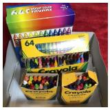 Lot of Crayons
