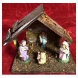 Italian Nativity Scene