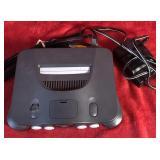 Nintendo 64 Game Console