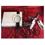 Nintendo Game Console and Controllers