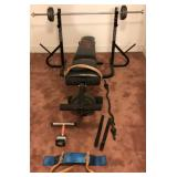 Full Size Weight Bench-Weights and Other