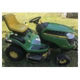 John Deere D130 Lawn Tractor(See description)