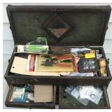 Vintage Toolbox w/Contents