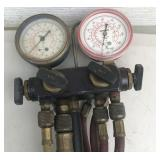 Coolant Refill Gauges and Hoses