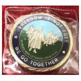 Korean War Veterans Memorial Coin