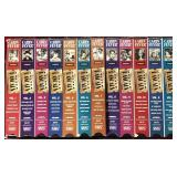 Set of Little Rascals VHS Tapes