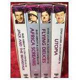 Set of VHS Tapes