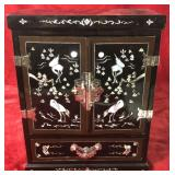 Asian Style Jewelry Chest