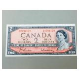 CDN $2 Bill-1954