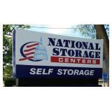 National Storage Centers / ETA 12:45 PM