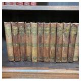 1928 SET OF BOOKS ON AMERICA