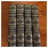 SET OF BOOKS WRITTEN IN FRENCH DATED 1844