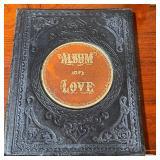 19 TH CENTURY BOOK OF LOVE