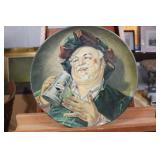 VINTAGE FALSTAFF ADVERTISEMENT TRAY