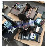 Multi Amp Tester,AC Voltmeters,PowerStat,Auto Tran