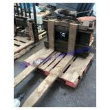 Forklift Rist o Twist Fork carriage