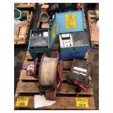 Hydraulic Booster Y10HBC,Hipotronics model OC60A,R