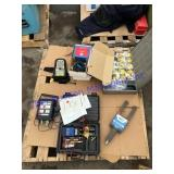 RKI Model PS2,Ascroft PT tester,Ampstick, Meriam M