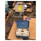 Hipotronic OC60DA oil tester,AEI RT3100 micro-mili