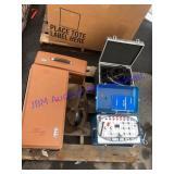 RFL 675 Tester,Doble F2350, F2410 Slave