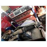AMMCO Safe Turn Brake Lathe