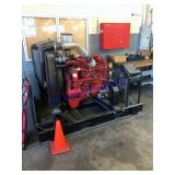 Cummins ISC 260 training engine, (To be sold for i