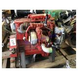 Cummins ISO 260 Diesel engine (new)  some missing