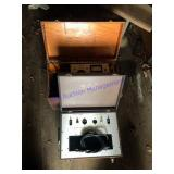 Tone Generator Model T-500 & Hipotronics phase tra