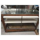 Antique Store Front Display Case