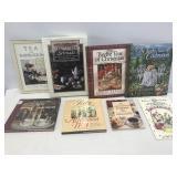 Lot of 14 Tea Books - See Pics and Description