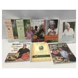 Lot of 8 Paula Deen & Son Books