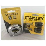 Stanley Tool Lot - New in the Package