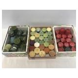 Misc. Votive Candle Lot - All 3 Boxes