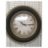 Edinburgh Clock Works Quartz Wall Clock