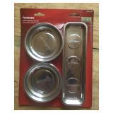 Husky Three Piece Magnetic Tray Set
