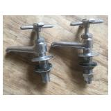 Pair of Faucets