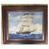Nautical / Ship / Sailing Artwork