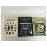Lot of 3 Collector Books - B