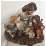 Jesus The Fisherman Figurine