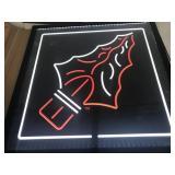 LED FX FSU / Seminole Lighted Sign - New in Box