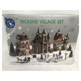 Dickens Village Set w/ Original Box