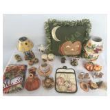 Large Fall / Thanksgiving Lot