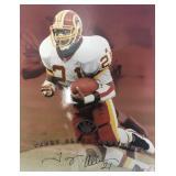 Terry Allen Autographed 8x10 - Redskins