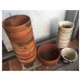 Planter Pot Lot