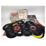 45 RPM Records- Elvis, Little Richard, Everly