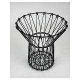MCM Style Wire Vase